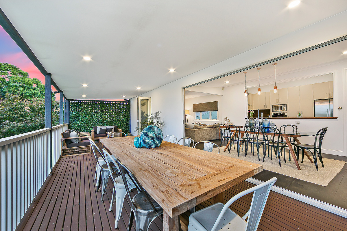 Photography – Patio & Dining